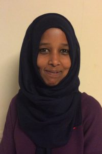 Khadija - Playworker